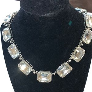 Banana Republic crystal Necklace